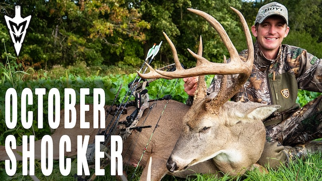 10.14.19: October Whitetails, Story of Two Cold Fronts | Midwest Whitetail