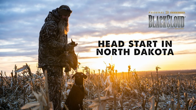 2020 Duck Season Kickoff | Getting That North Dakota Green | Black Cloud
