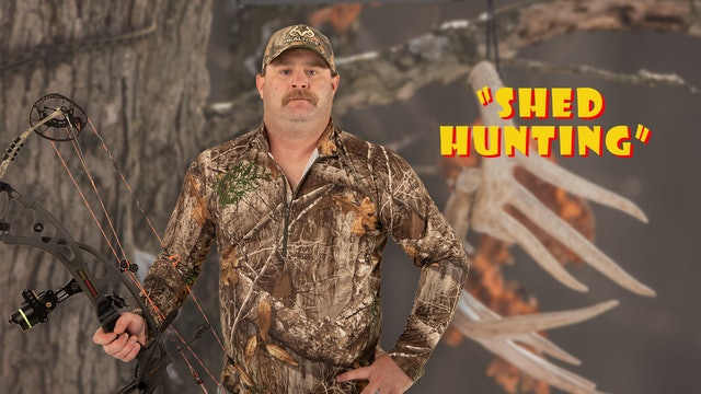 "Pitts on: ""Shed Hunting"""