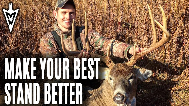 5-25-20: Using Screens to Improve Your Best Stands | Midwest Whitetail