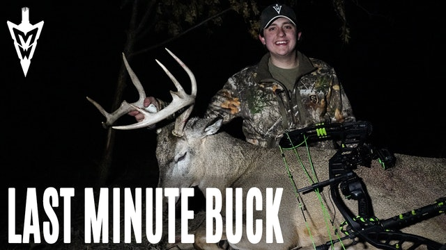 12-9-19: Intern Finally Tags Trophy, Early December Action | Midwest Whitetail