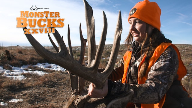 Jaylee Danker's Big Colorado Buck | Realtree's Monster Buck