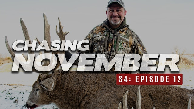 "S4E12: 200"" Legend, Snowstorm Buck Action"