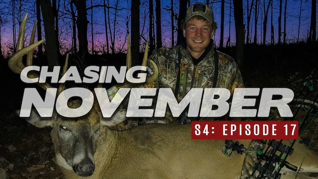 S4E17: Close Range Bowhunt, Pond Set Trophy