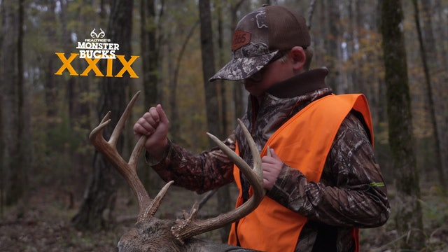 Charlie Thomas' Giant Georgia Rut Buck | Monster Bucks 2021