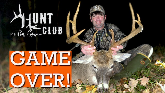 Hunting a Rutted-Up Buck | Tagging a Tennessee Stud | Hunt Club