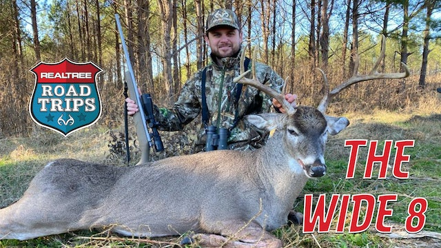 Bart's First Buck of the Year | Deer Hunting in Tennessee | Realtree Road Trips