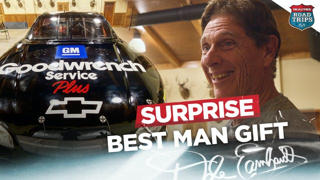 I Gave Dale Earnhardt's Race Car to M...