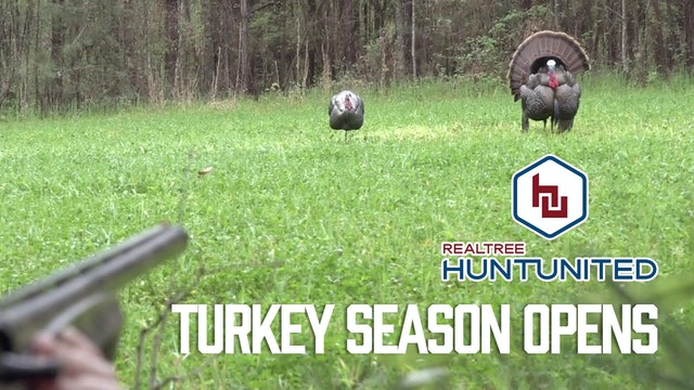 Mississippi Spring Turkey Season | Two Big Gobblers | Realtree Hunt United