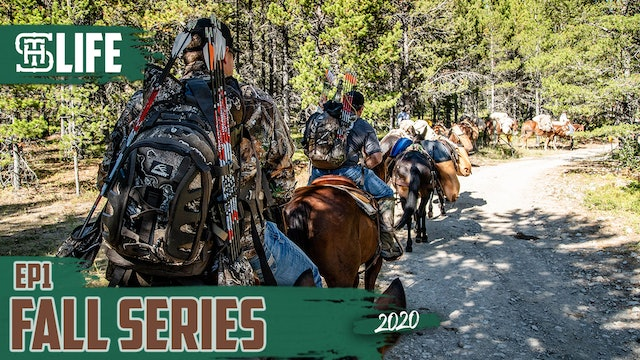 Public-Land Elk Hunting | Packing in on Horseback | Small Town Life