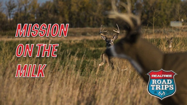Mission On the Milk | Boat Access, Buck Decoys, and More | Realtree Road Trips