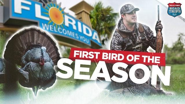 Tyler's Birthday Bird | Florida Osceola Turkey Hunting | Realtree Road Trips
