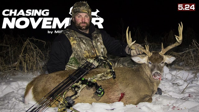 S5.E24. Buzzer-Beater Buck | Another Deer Season Ends | Chasing November