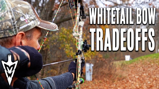 4-15-19: Perfect Whitetail Bow Setup, Small Tract TSI