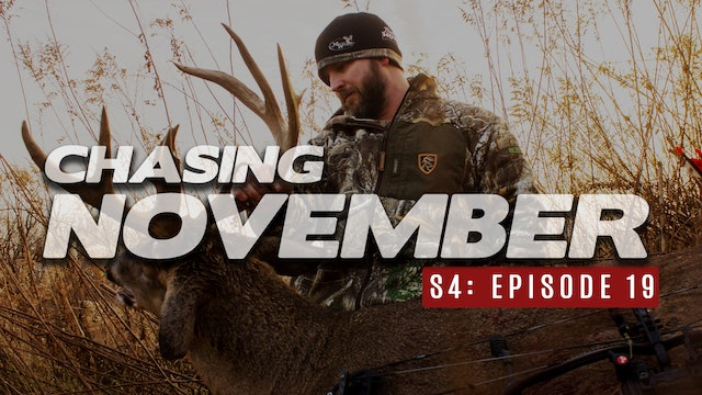 S4E19: Non-typical Iowa Stud, Late November Close Calls