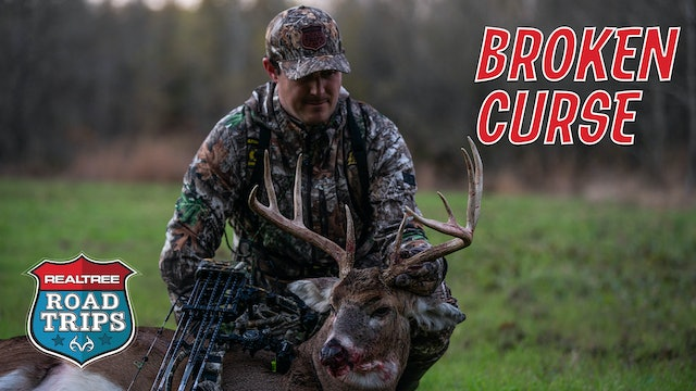 Breaking the Kentucky Curse | A Bluegrass Bow Buck Double | Realtree Road Trips