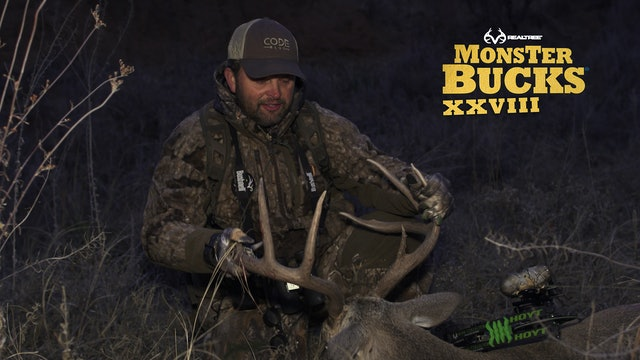Michael Waddell's Big Oklahoma Whitetail | Realtree's Monster Bucks