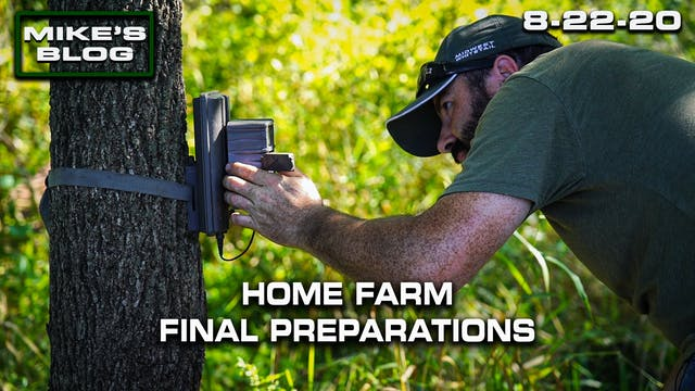 Mike's Blog: Home Farm Scouting | Fin...