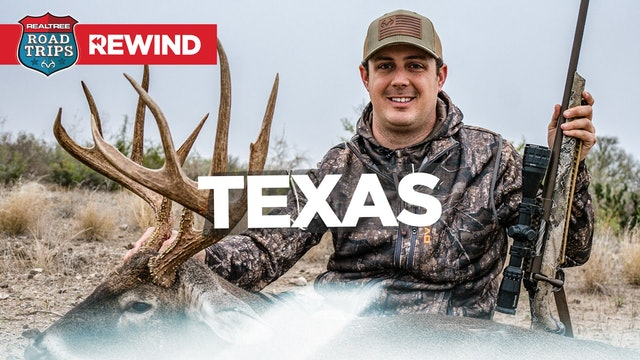 Road Trips Rewind | 4 Buck Hunts in Texas with the Crew | Realtree Road Trips