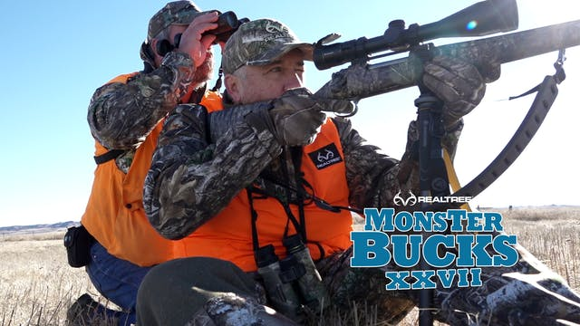David Blanton Montana Monster Buck