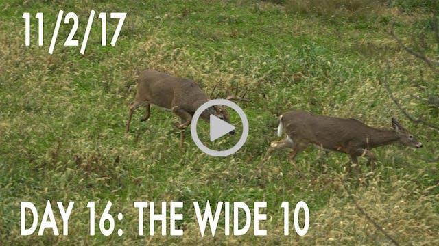 Winke Day 16: The Wide 10