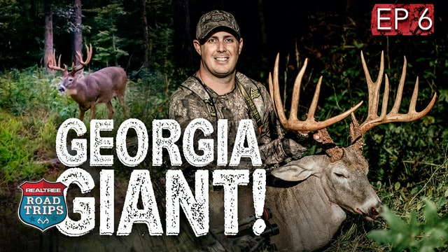 Booner Georgia Buck | Biggest Ever Realtree Farms Deer | Realtree Road Trips