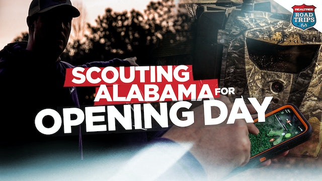 Scouting for Turkeys | Prepping for Opening Day in Alabama | Realtree Road Trips