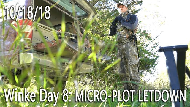 Winke Day 8: Micro-Plot Letdown