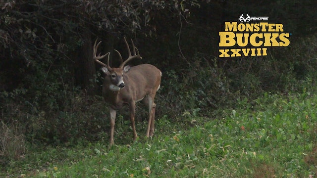 Bill Winke's Iowa Surprise Buck | Realtree's Monster Bucks