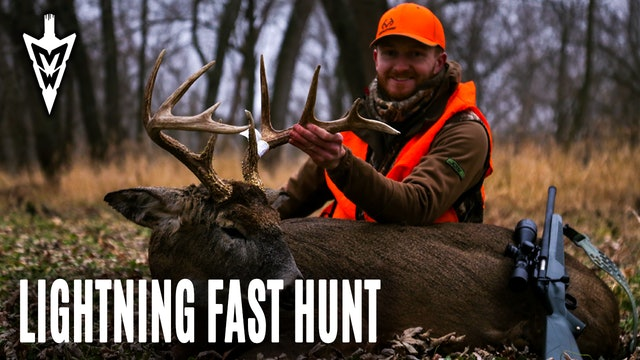 12-13-20: Lightning Fast Hunt, Jared's November Lesson | Midwest Whitetail