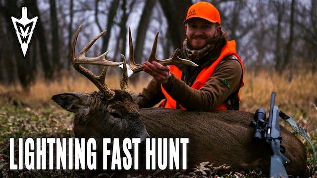 12-13-20: Lightning Fast Hunt, Jared'...