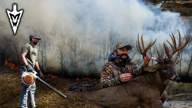 River Farm Flames, Favorite Stand Location | Midwest Whitetail