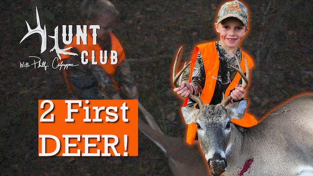 Georgia Fire Power | It's Youth Season Y'all | Hunt Club