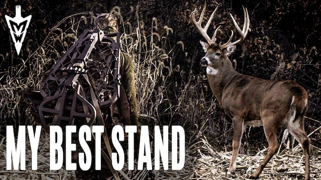 5-4-20: How Bill Winke Found His Best Treestand Location | Midwest Whitetail