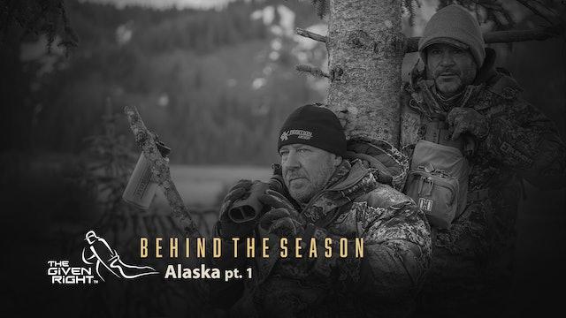 Alaska Basecamp Arrival | Alaska Mini Series | The Given Right