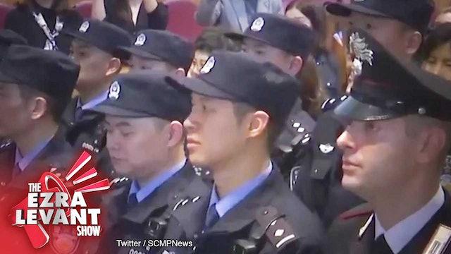 Ezra Levant Show (Nov 7 2019) Chinese police now patrol Italian streets