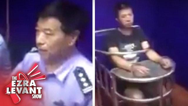 Ezra Levant Show (Dec 2 2019) China's social media police state