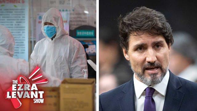 Ezra Levant (Jan 27 2020) Trudeau tak...
