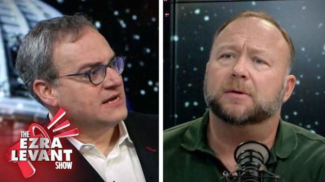 Ezra Levant Show (Dec 19 2019) Ezra interviews Alex Jones