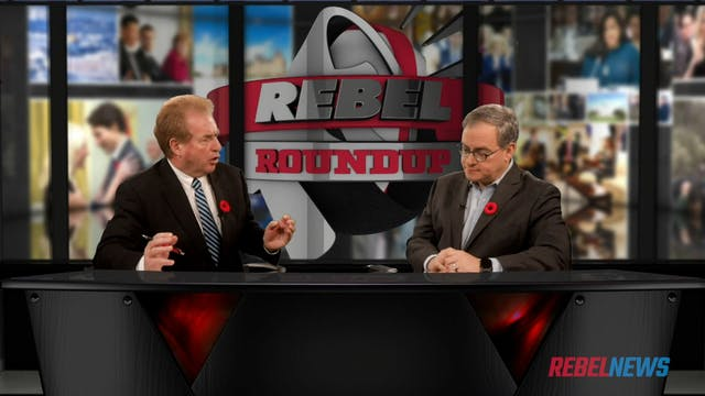 Rebel Roundup (Nov 01 2019): David Me...