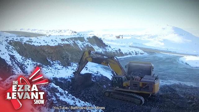 Ezra Levant Show (Nov 15 2019) Environmentalists kill 586 mining jobs in Nunavut