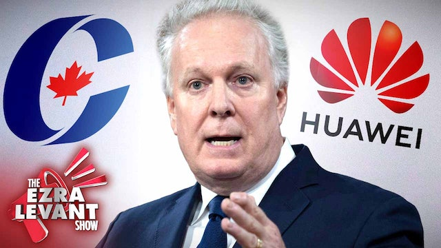Ezra Levant Show (Jan 8 2020) Jean Charest: China or Canada?