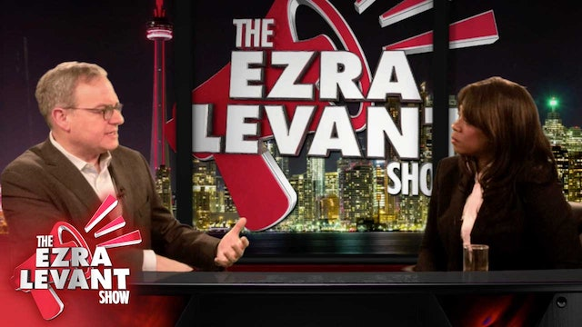 Ezra Levant Show (Feb 17 2020) Interview with CPC candidate Dr. Leslyn Lewis