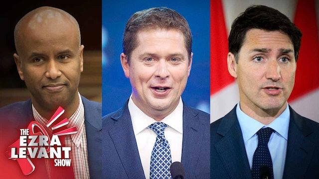 ELS: Scheer endorses Trudeau's plan to raise immigration - Oct 04 2019