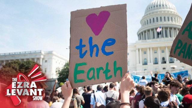Ezra Levant Show (Nov 6 2019) Did 11,000 climate scientists sign latest scare?
