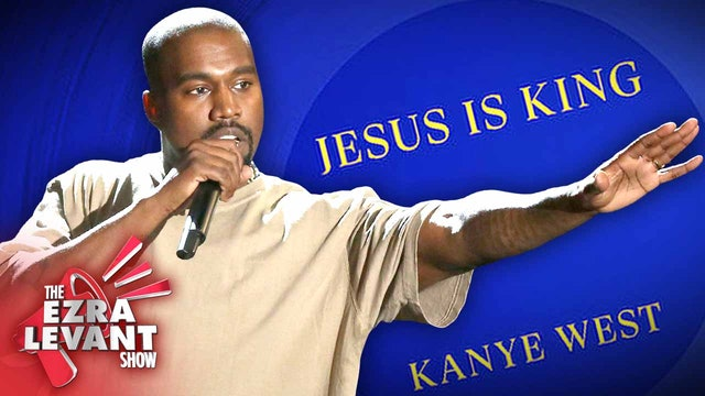 Ezra Levant Show (Oct 31 2019) Kanye West finds Jesus — and the left can't cope