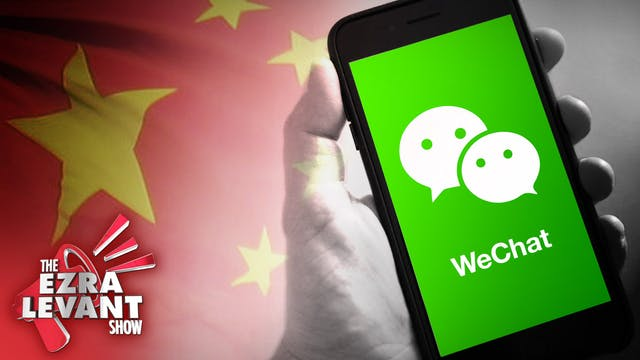 Ezra Levant Show (Dec 5 2019) China's...