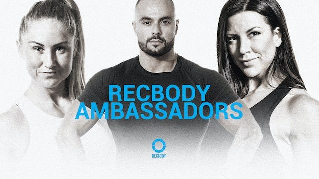 Recbody Ambassadors - The Introduction