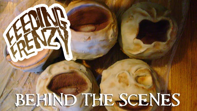 Feeding Frenzy: Behind the Scenes