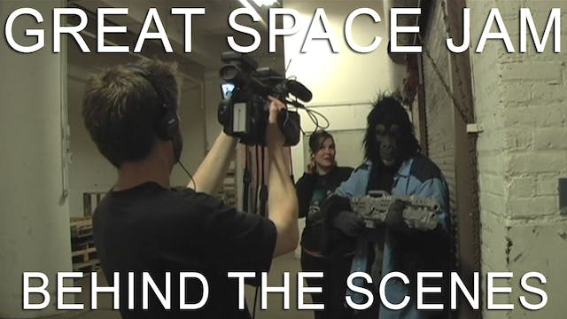 Great Space Jam: Behind the Scenes